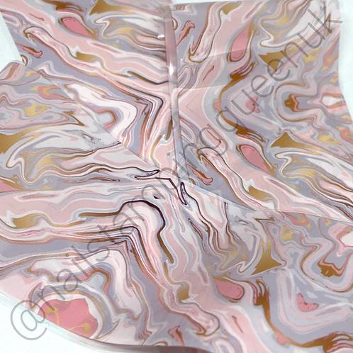 Cotton Candy Transfer Foil