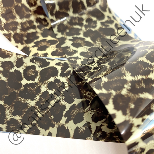 Jaguar Transfer Foil