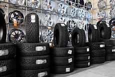 Alufelgen, Reifen, Kompletträder