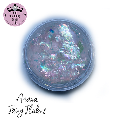 Ariana - Fairy Opal Flakes