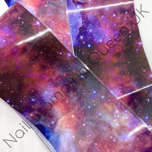 Milky Way Transfer Foil