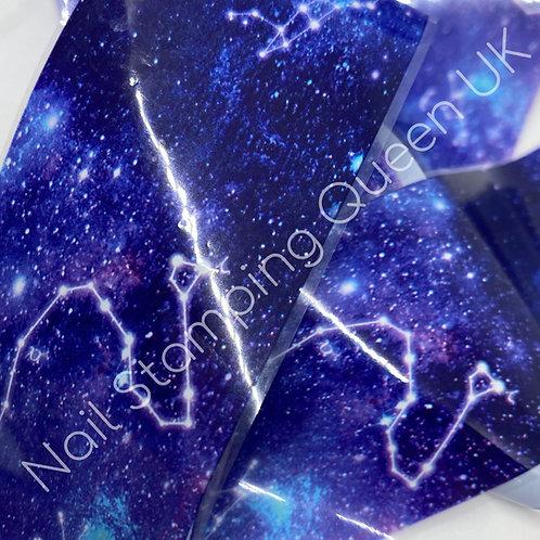 Constellation Transfer Foil