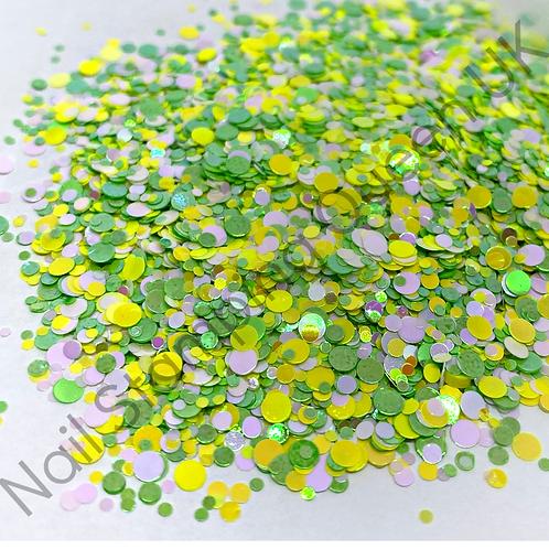Nerissa - Mermaid Confetti