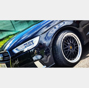 KESKIN KT22 RETRO auf Audi A3