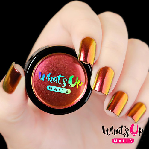 Whats Up Nails Sunset Powder