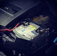 AUTOBATTERIE-SERVICE, Batteriesservice, KFZ-Batterie, Autobatterie, Autobatterie erneuern,