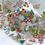 Thumbnail: Christmas Transfer Foil - Set 2