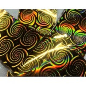 Gold Swirls Transfer Foil