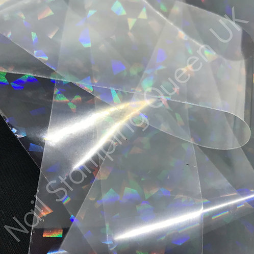 Opal Diamond Transfer Foil