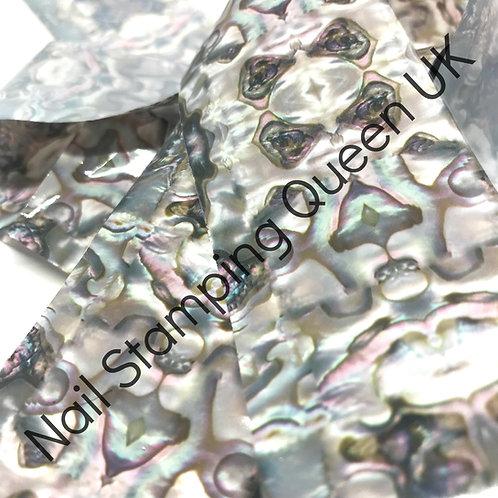 Abalone Shell Transfer Foil