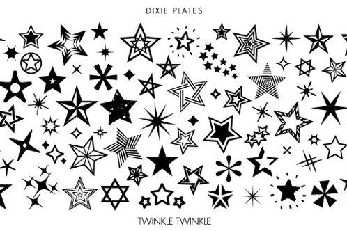Dixie Mini Twinkle Twinkle! Plate