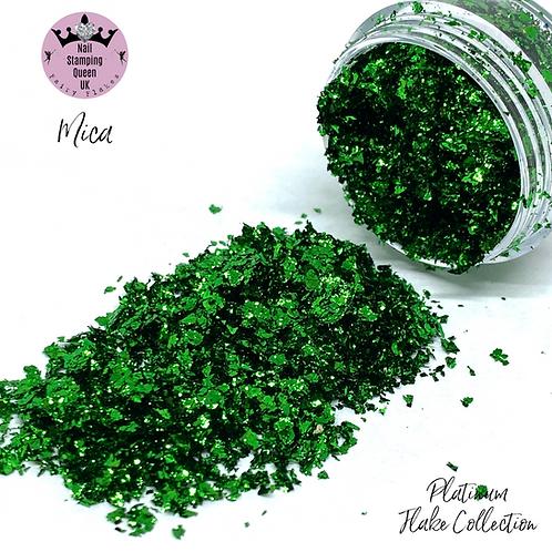 Mica Platinum Fairy Flakes