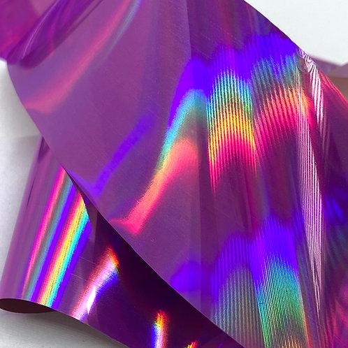 Rose Laser Transfer Foil