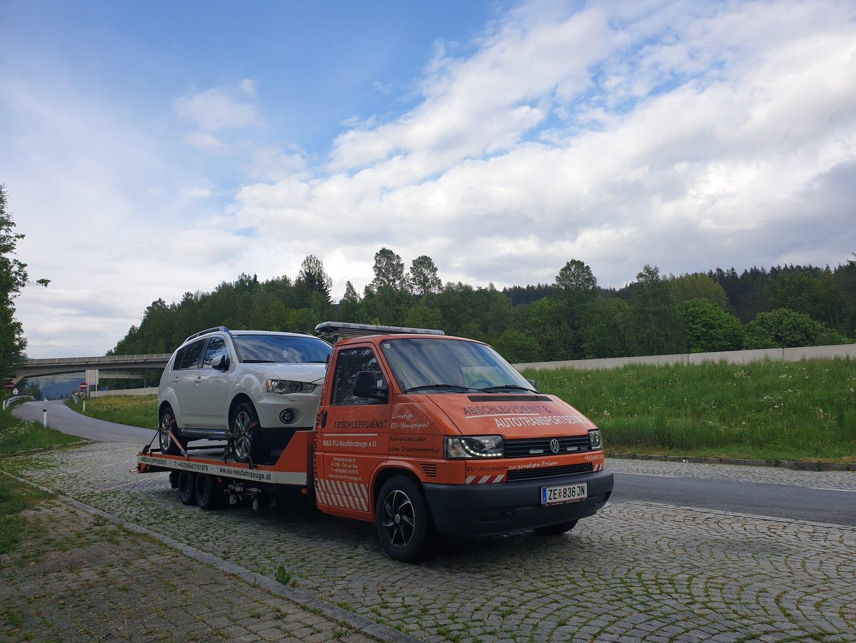 SUV Überstellung