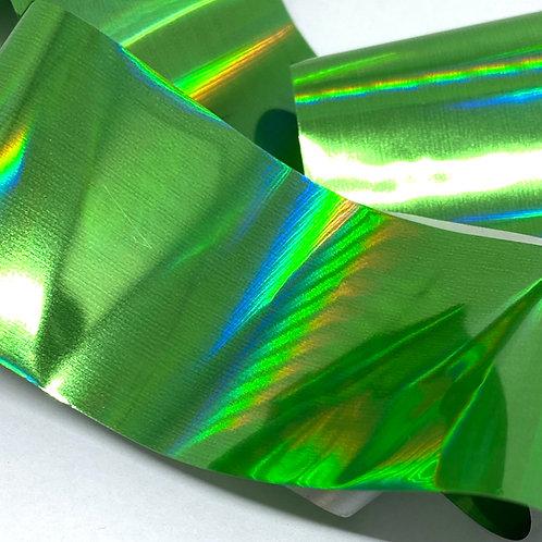 Green Laser Transfer Foil
