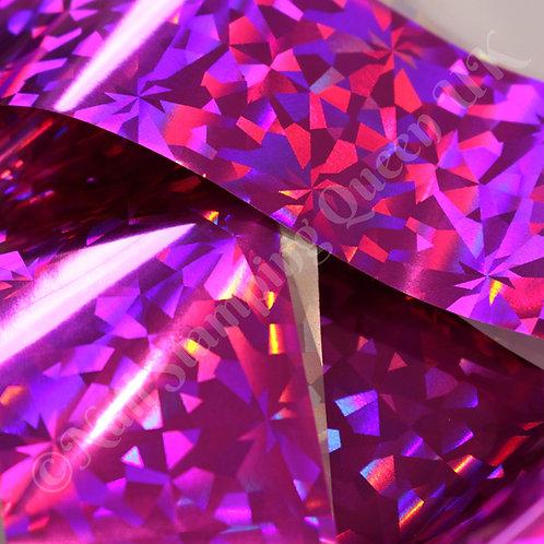 Pink Diamond Transfer Foil