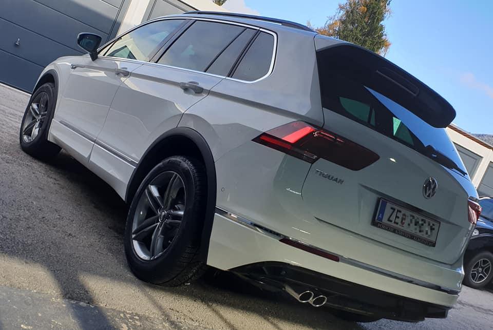 MAM A1 | VW TIGUAN | 8,0Jx18