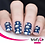 Thumbnail: Whats Up Nails Icy Wonderland Stamping Plate