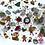 Thumbnail: Christmas Transfer Foil - Set 1