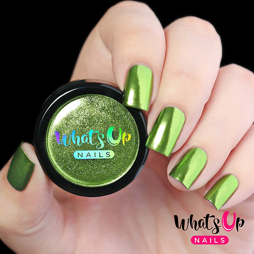 Whats Up Nails Pear Chrome Powder
