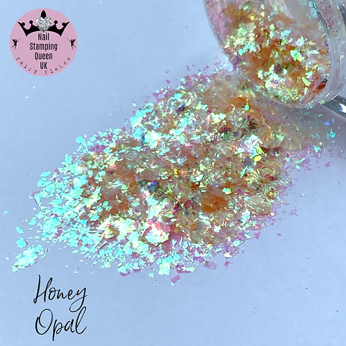 Honey Opal - Fairy Dust Flakes