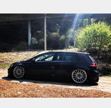 OZ RACING auf VW GOLF GTI