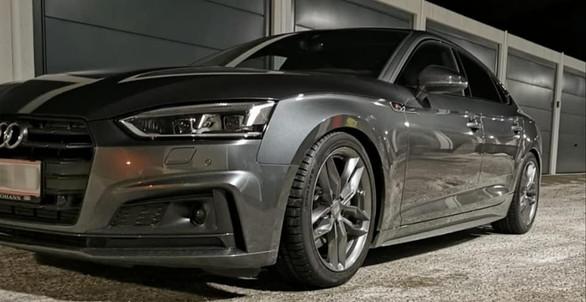 MAM RS3 auf Audi A5