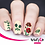 Thumbnail: Whats Up Nails Floralize Your Texture Stamping Plate