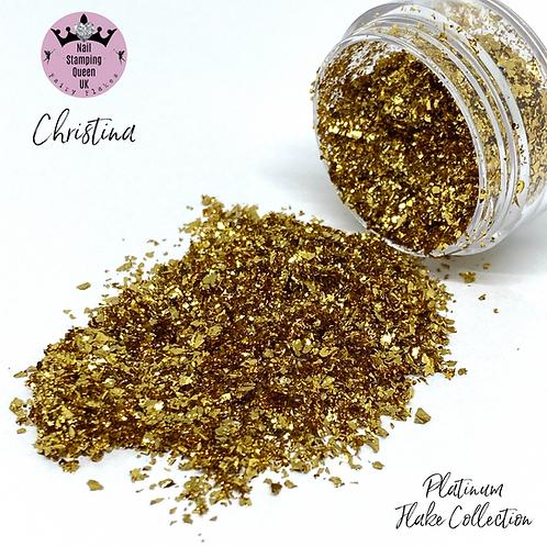 Christina Platinum Fairy Flakes