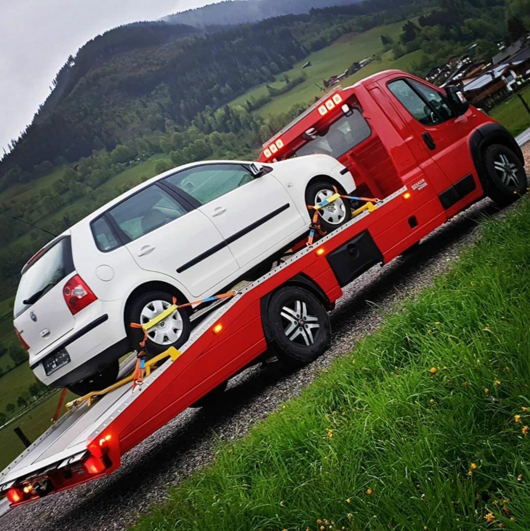 Gebrauchtwagen Transport