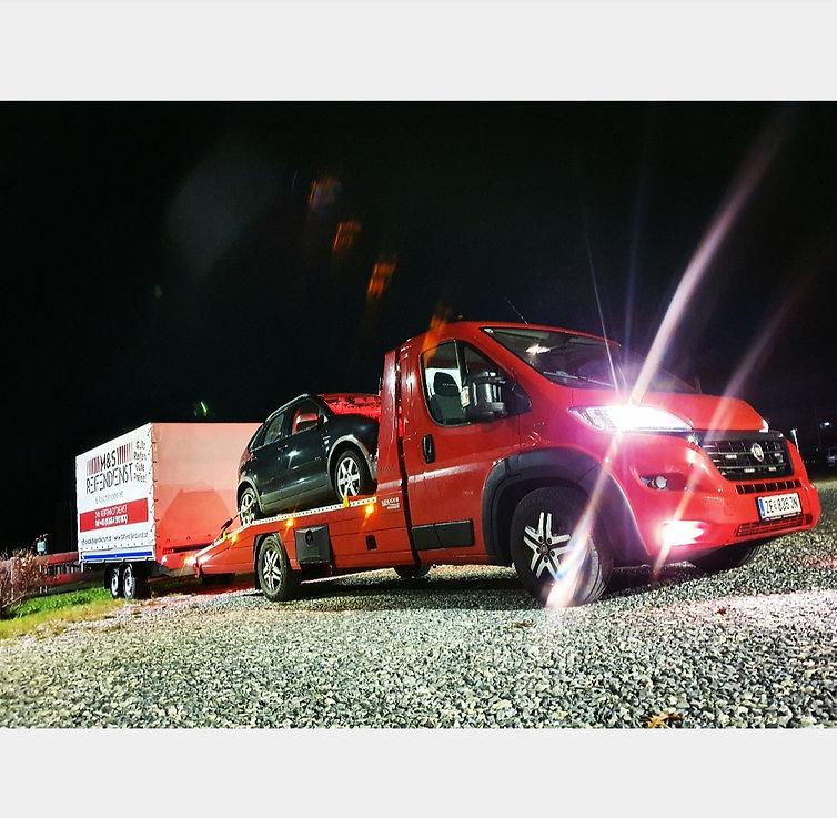Wir sind 24 Stunden für Sie da! Abschleppen, Reifennotdienst, Abschleppdienst, Starthilfe, Fahrzeugrückführung, Autoüberstellung. Dein M&S Reifendienst!