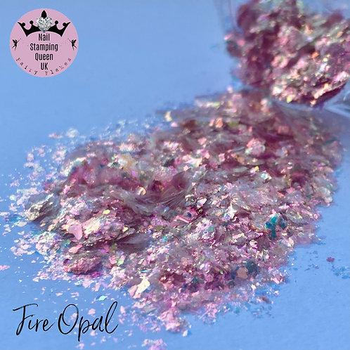 Fire Opal - Fairy Dust Flakes
