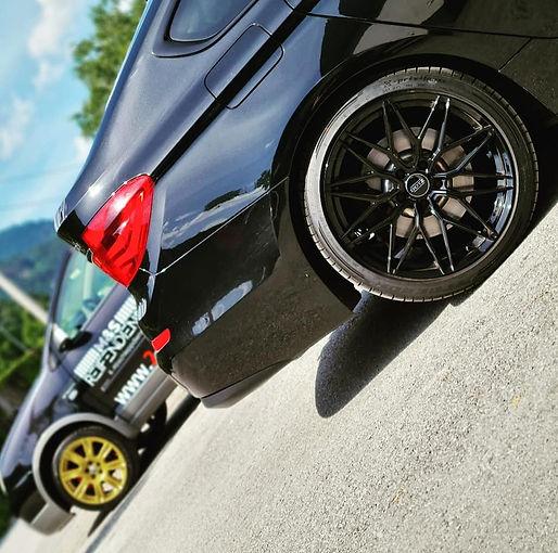 DOTZ SUZUKA BLACK AUF BMW