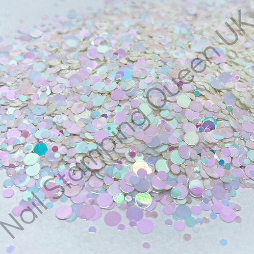 Shelby - Mermaid Confetti
