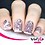 Thumbnail: Whats Up Nails Leaves are Fall-ing Stamping Plate