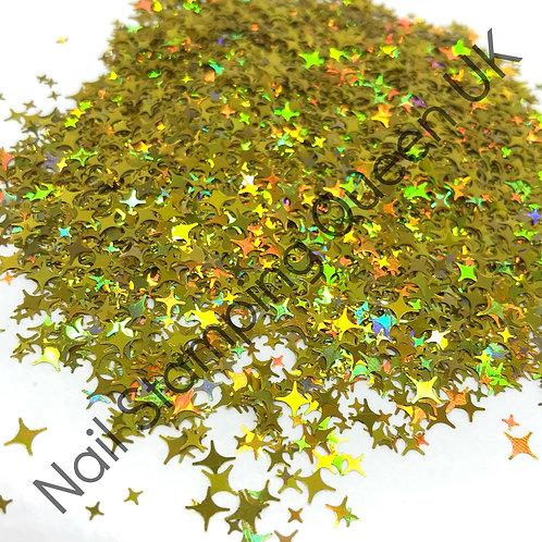 Starlight - Gold Holo