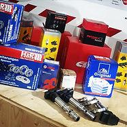 KFZ-Ersatzteile günstig kaufen, Autoersatzteile billiger kaufen, Werkstatt, Ersatzteile mit Einbau.