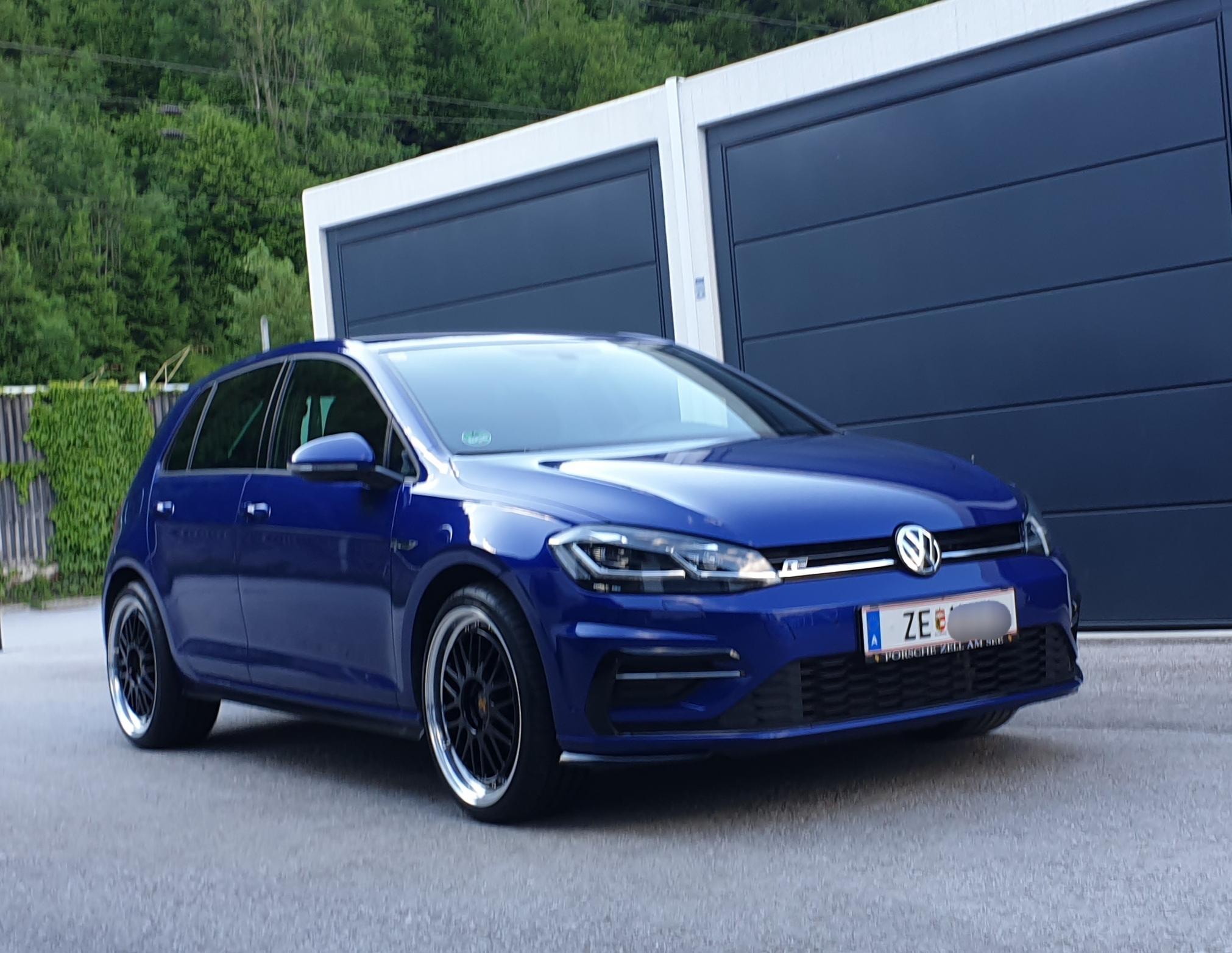 KESKIN KT23 RETRO | VW GOLF | 8,5Jx19