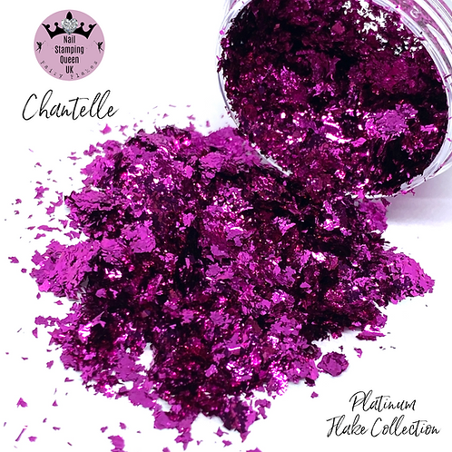 Chantelle Platinum Fairy Flakes