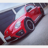 BORBET CW2 auf VW Beetle R-Line