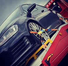 Wir transportieren Ihren Neuwagen, Gebrauchtwagen, Unfallwagen, Sportwagen oder Öldtimer! Autotransporte aller Art - Fahrzeugüberführung, Fahrzeugrückholung, Pannendienst - wir sind für Sie da!