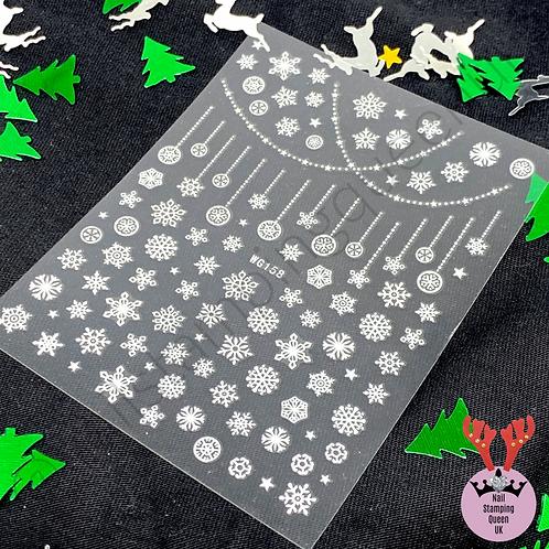 Let it Snow! Stickers