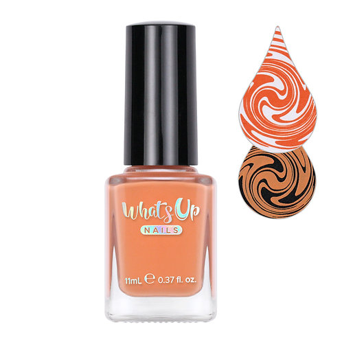 Whats Up Nails - Sweet Orangutan Stamping Polish