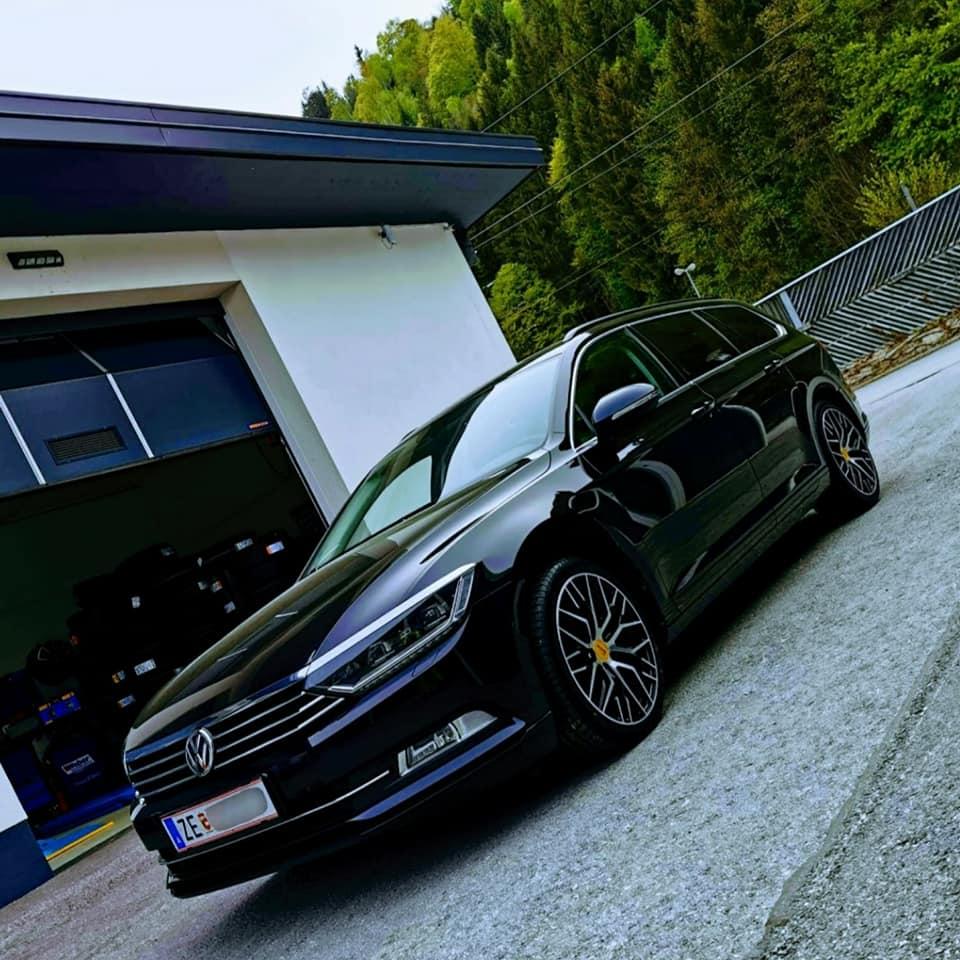MAM RS4 | 8,0Jx18 | VW PASSAT VARIANT