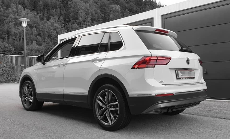 DAMINA PERFORMANCE | VW TIGUAN | 8,5Jx19