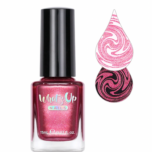 Whats Up Nails - Ruse to the Occasion Stamping Polish