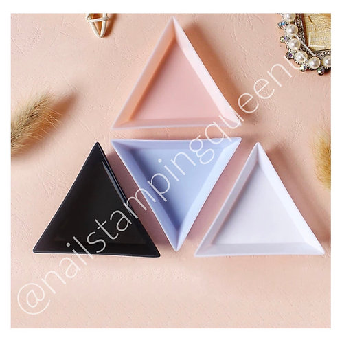 Glitter Catchers! 3pk Triangle Trays