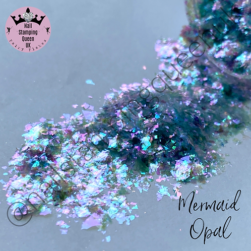 Mermaid Opal - Fairy Dust Flakes