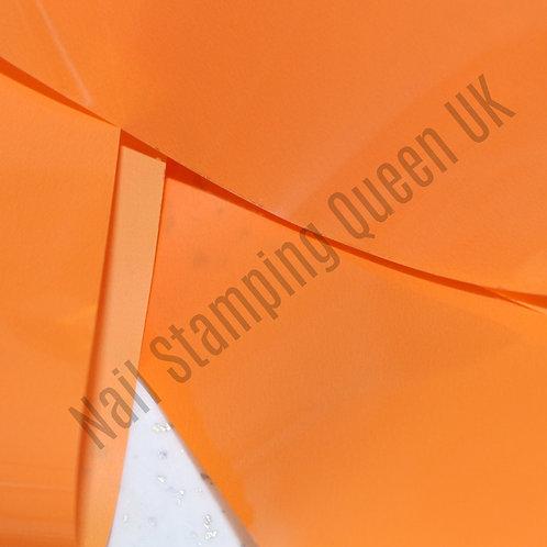 Tangerine Transfer Foil