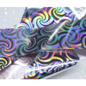 Silver Swirls Transfer Foil